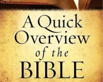 Bible Overview: Discussion Guide & Commentary (PDF) - General Teaching Discussion Guide