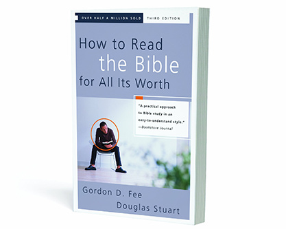 How to Read the Bible for All It's Worth - General Teaching Discussion Guide