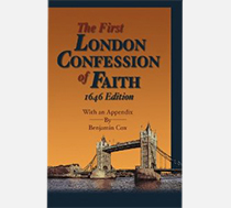 First London Baptist Confession, 1646 (book)
